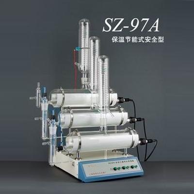 SZ-97A 自动三重纯水蒸馏器(节能环保型)